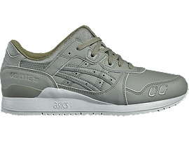 Right side view of GEL-LYTE III, AGAVE GREEN/AGAVE GREEN
