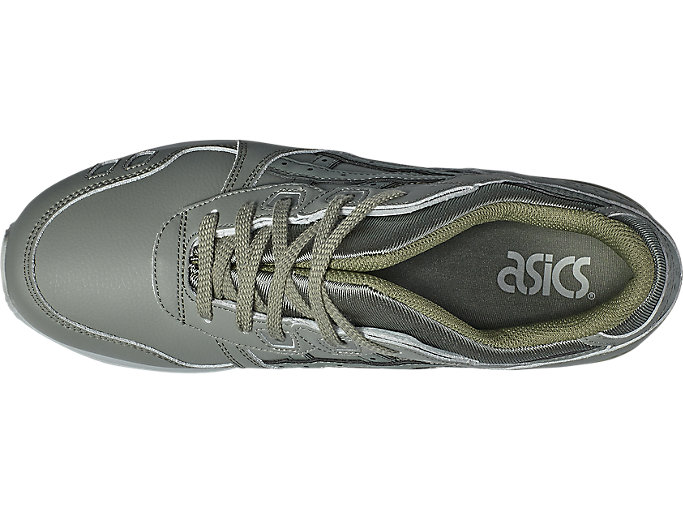 Top view of GEL-LYTE III, AGAVE GREEN/AGAVE GREEN