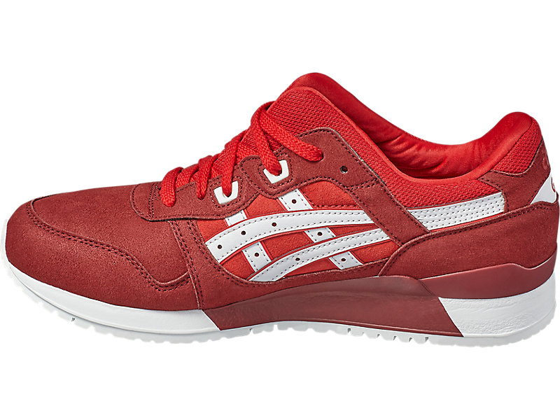 GEL-LYTE III TRUE RED/WHITE 5