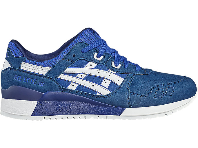 watch 90c27 d5add GEL-LYTE III | Men | ASICS BLUE/WHITE | Men's Sneakers ...