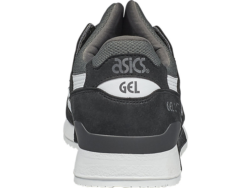 GEL-LYTE III DARK GREY/WHITE 17 BK