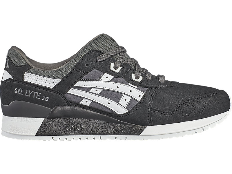 GEL-LYTE III DARK GREY/WHITE 1 RT
