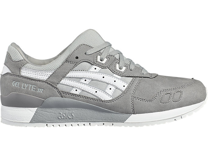 innovative design 8f60b 0715a GEL-LYTE III | Men | ALUMINUM/WHITE | Men's Sneakers | ASICS ...
