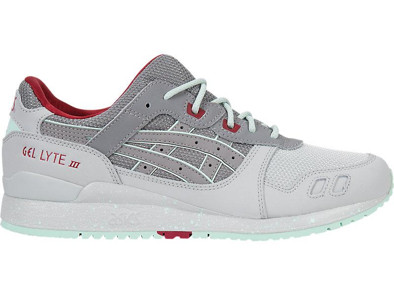 GEL-Lyte III Aluminum/Aluminum 1 RT