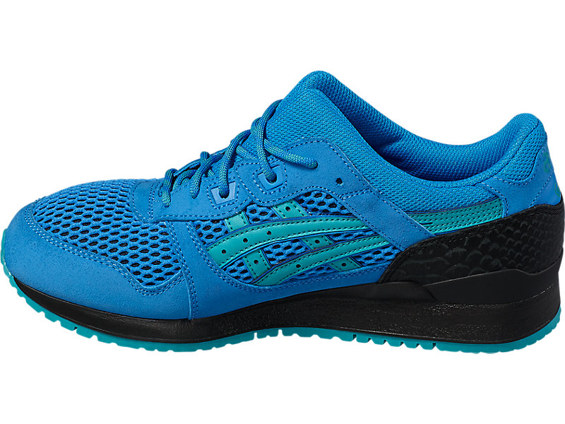 GEL-LYTE III FRENCH BLUE/VIRIDIAN GREEN 5 FR