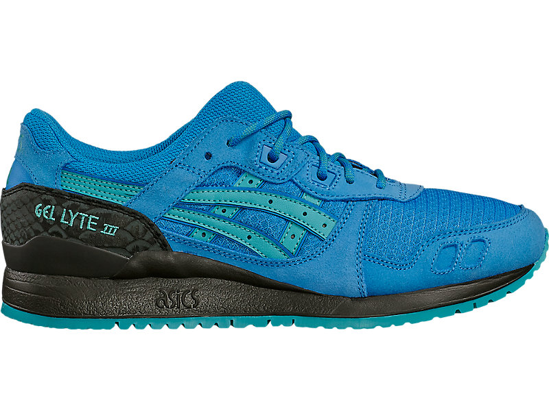 GEL-LYTE III FRENCH BLUE/VIRIDIAN GREEN 1 RT