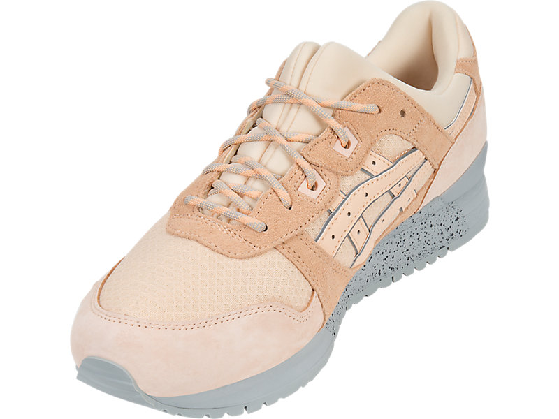 GEL-Lyte III Bleached Apricot/Bleached Apricot 13 FL