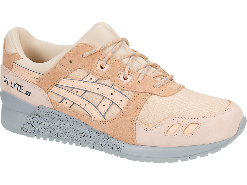 GEL-Lyte III Bleached Apricot/Bleached Apricot 5 FR