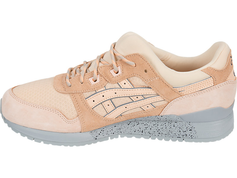 GEL-Lyte III Bleached Apricot/Bleached Apricot 9 FR