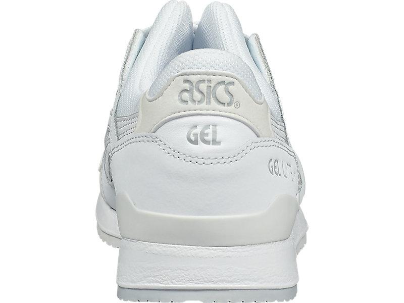 GEL-LYTE III WHITE/WHITE 17 BK
