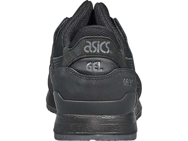 GEL-LYTE III BLACK/BLACK 17