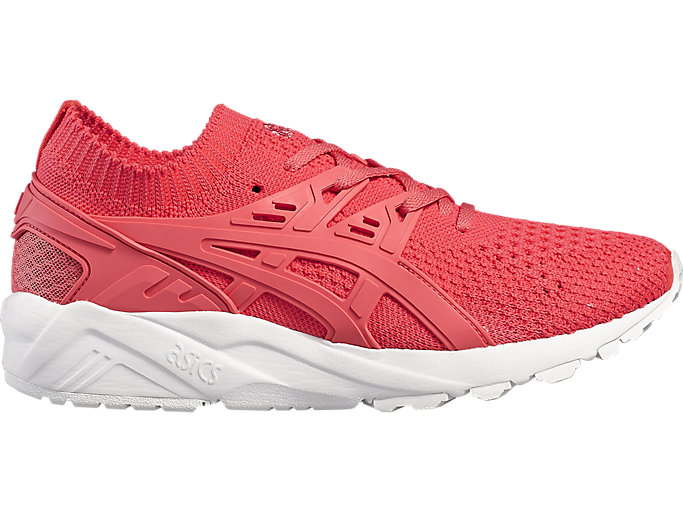 Right side view of GEL-KAYANO TRAINER KNIT, PEACH/PEACH