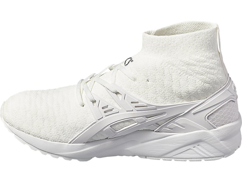 GEL- KAYANO TRAINER KNIT MT LIGHT GREY/LIGHT GREY 5