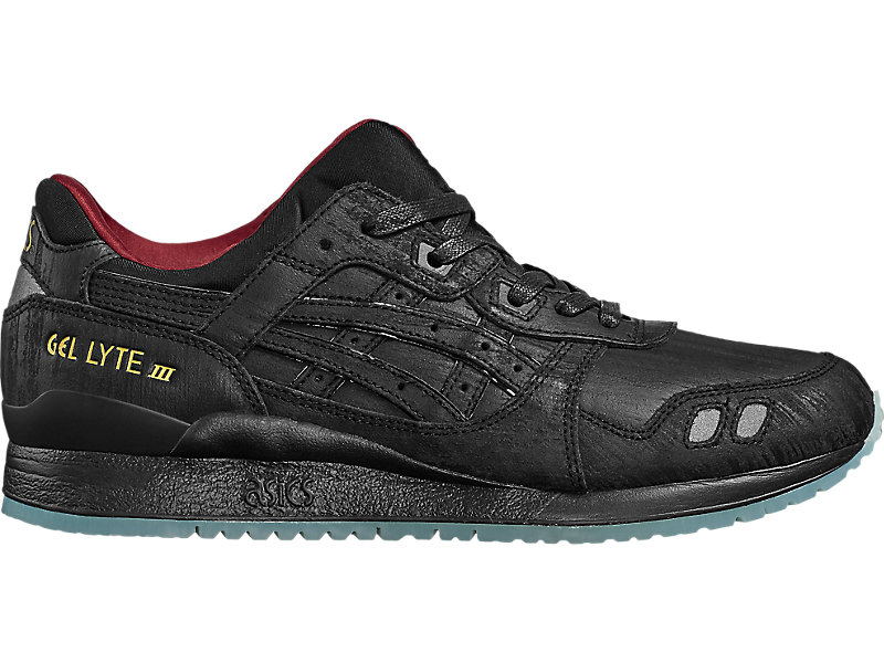 GEL-LYTE III BLACK/BLACK 1 RT