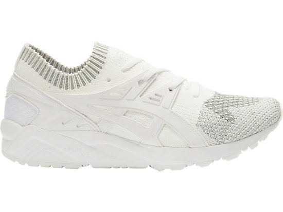 GEL-KAYANO TRAINER KNIT, Silver/White
