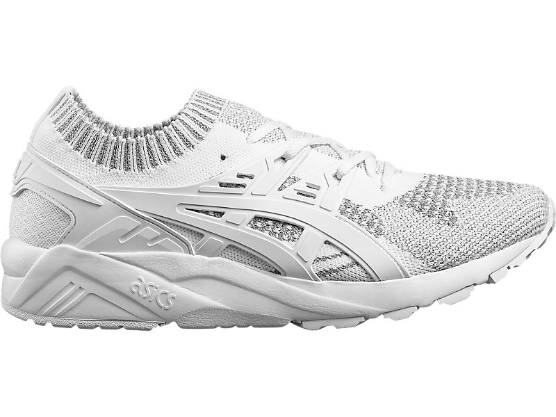 GEL-KAYANO TRAINER KNIT SILVER/WHITE 1