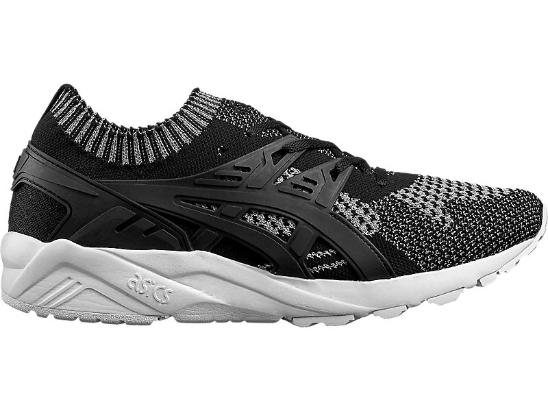 GEL-KAYANO TRAINER KNIT SILVER/BLACK 1 RT