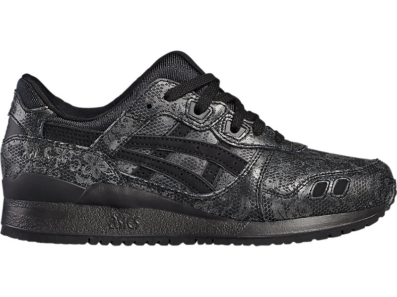 GEL-LYTE III BLACK/BLACK 1