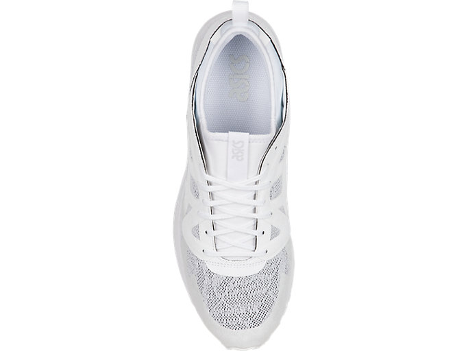 Top view of GEL-LYTE V NS, WHITE/WHITE