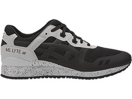 Alternative image view of GEL-LYTE III NS, Black/Black