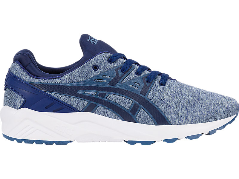 GEL-Kayano Trainer Evo Pigeon Blue/Navy Peony 1 RT