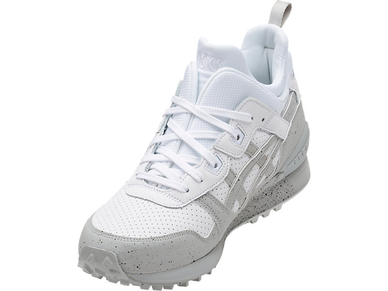 GEL-Lyte MT White/Mid Grey 13 FL