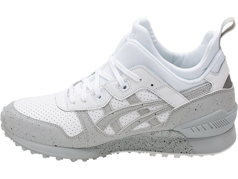 GEL-Lyte MT White/Mid Grey 9 FR