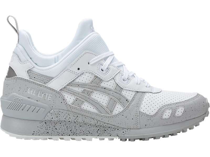 GEL-Lyte MT White/Mid Grey 1 RT