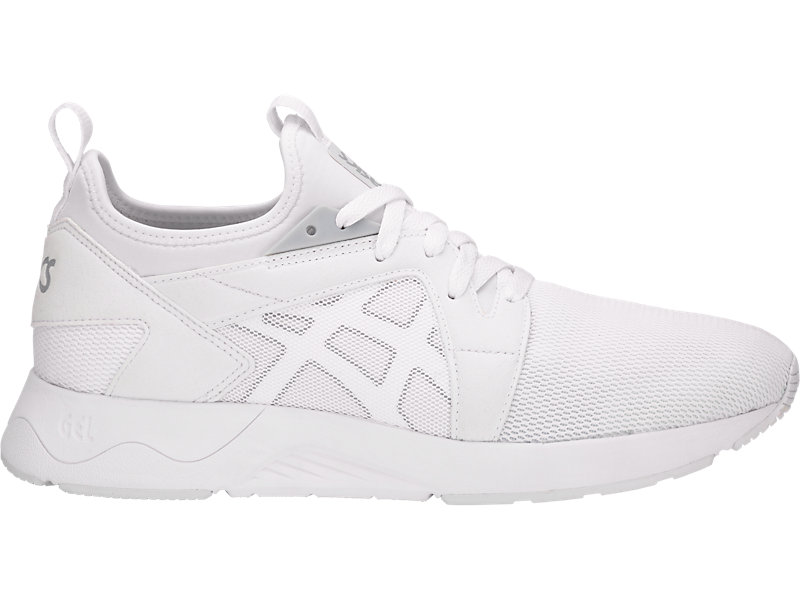 asics gel white