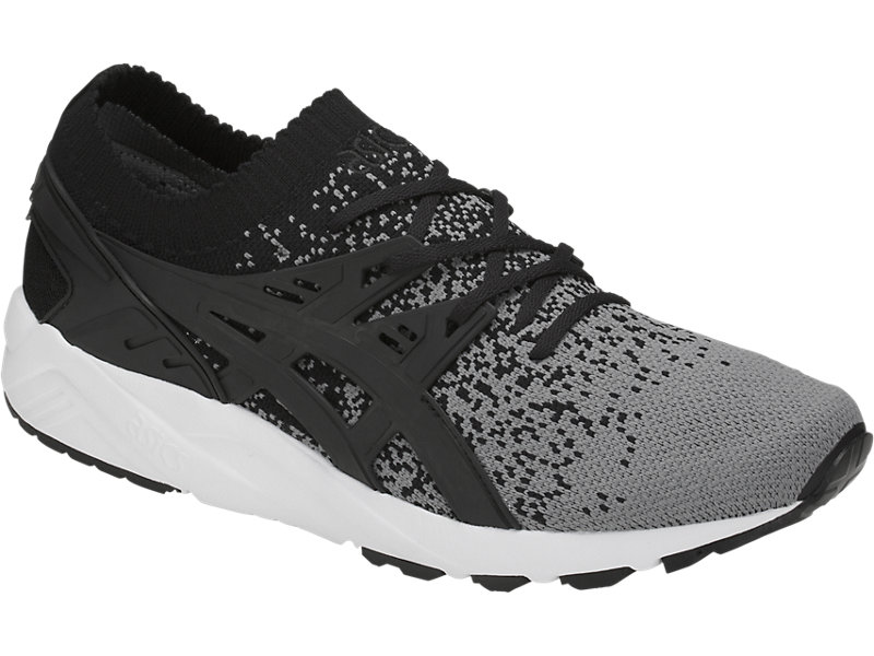 GEL-Kayano Trainer Knit Black/Black 5 FR