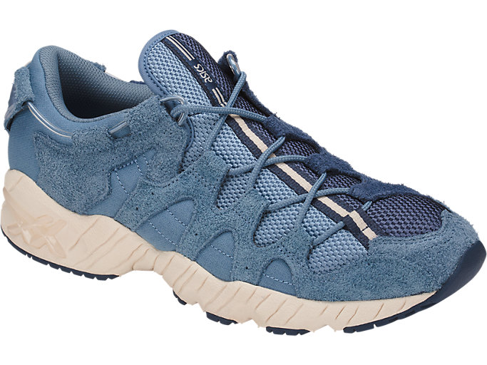 Front Right view of GEL-MAI, PROVINCIAL BLUE/DARK BLUE