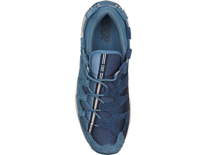 Top view of GEL-MAI, PROVINCIAL BLUE/DARK BLUE