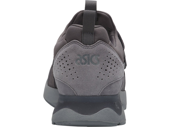 ASICS Mens Carbon Stone Grey Gel Lyte V Sanze Trainers