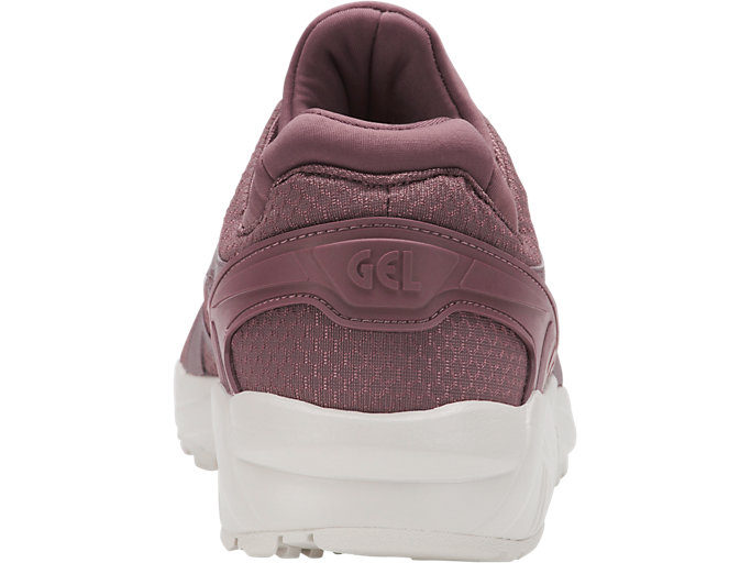 Back view of GEL-KAYANO TRAINER EVO, ROSE TAUPE/ROSE TAUPE