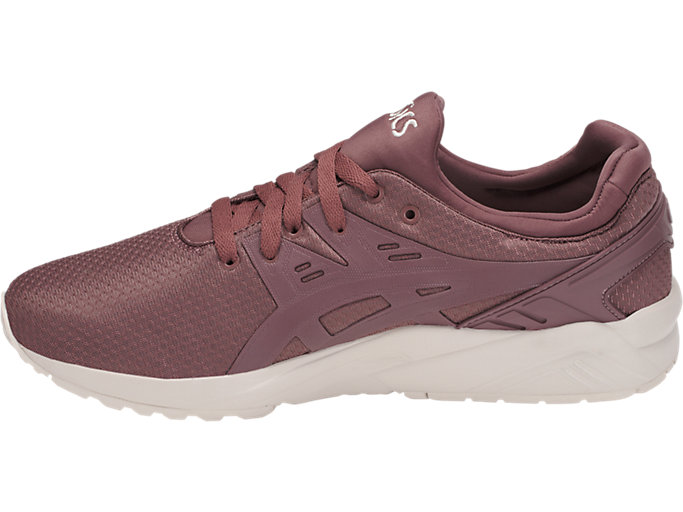 Left side view of GEL-KAYANO TRAINER EVO, ROSE TAUPE/ROSE TAUPE