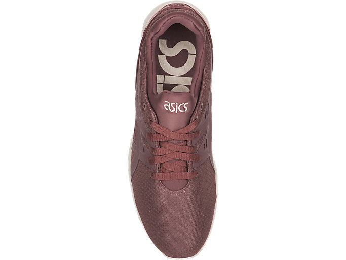 Top view of GEL-KAYANO TRAINER EVO, ROSE TAUPE/ROSE TAUPE