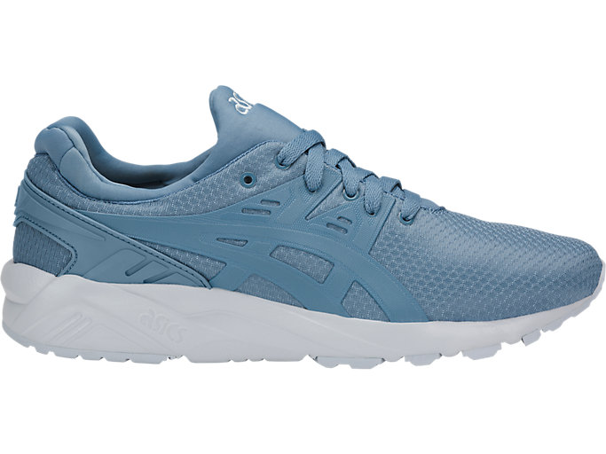 Right side view of GEL-KAYANO TRAINER EVO, PROVINCIAL BLUE/PROVINCIAL BLU