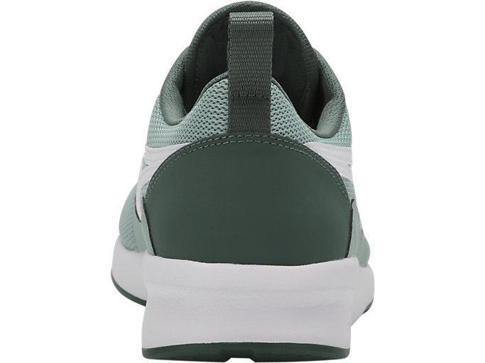 Back view of LYTE-JOGGER, Blue Surf/White