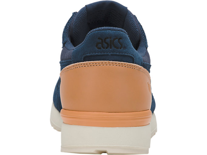 Back view of GEL-LYTE, DARK BLUE/DARK BLUE