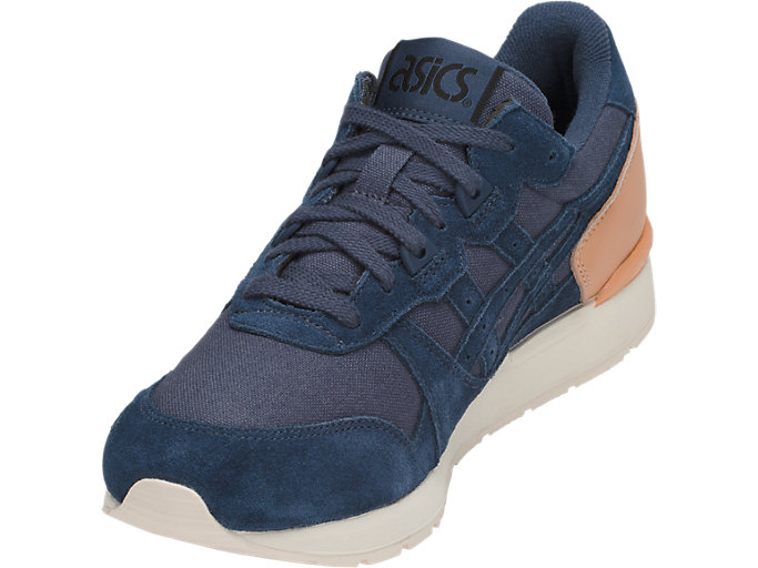 Front Left view of GEL-LYTE, DARK BLUE/DARK BLUE