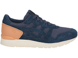 Right side view of GEL-LYTE, DARK BLUE/DARK BLUE