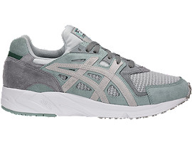 Right side view of GEL-DS TRAINER OG, GLACIER GREY/GLACIER GREY