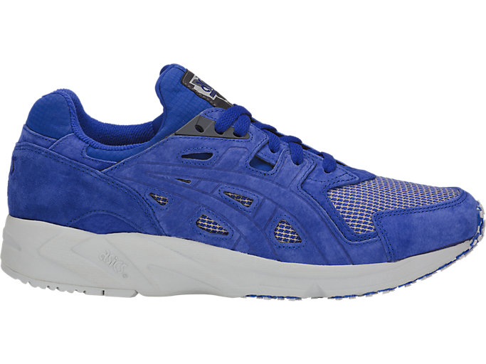 Right side view of GEL-DS TRAINER OG, ASICS BLUE/ASICS BLUE