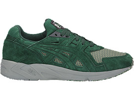 GEL-DS TRAINER OG, HUNTER GREEN/HUNTER GREEN