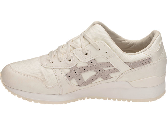 Left side view of GEL-LYTE III, OFF WHITE/OFF WHITE