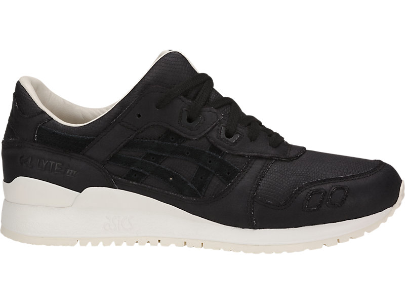 Mens Running Shoes Factory Sale 61698544 Asics Tiger Gel Lyte Iii Black Black