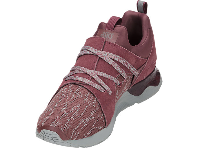 Front Left view of GEL-LYTE V SANZE, ROSE TAUPE/ROSE TAUPE