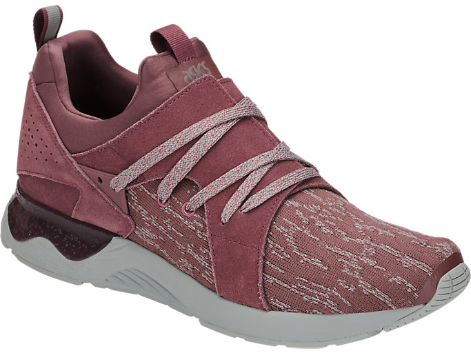 Front Right view of GEL-LYTE V SANZE, ROSE TAUPE/ROSE TAUPE
