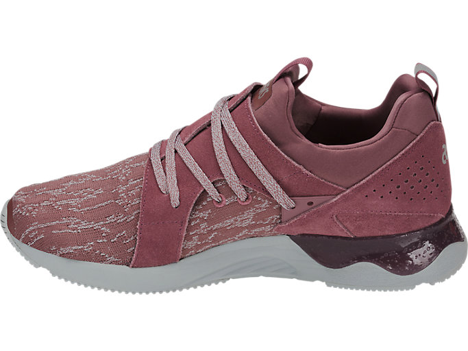 Left side view of GEL-LYTE V SANZE, Rose Taupe/Rose Taupe