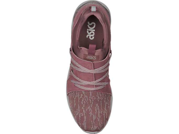 Top view of GEL-LYTE V SANZE, ROSE TAUPE/ROSE TAUPE
